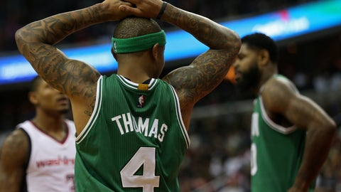 2. Why would the Celtics choose to rebuild around a new point guard at this point?