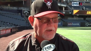 Gardy glad to be back and 'running' with D-backs