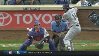 WATCH: Domingo Santana hits 8th homer of the season