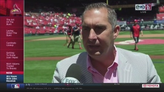 Mozeliak on Wainwright: 'He promised me he was gonna be good'