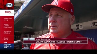 Angels Live: Scioscia on the return of his injured pitchers
