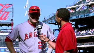 Angels go for 'home run cycle' in 12-5 win against the Mets