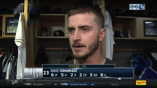 Jake Odorizzi: 'It was just one of those days'