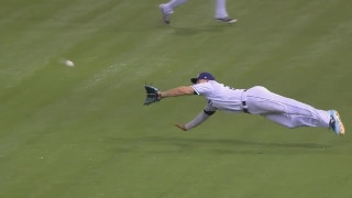 WATCH: Steven Souza Jr. lays out for a remarkable diving catch