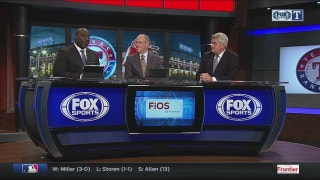 Rangers Live: Joey Gallo making huge improvements