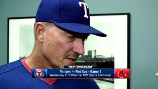 Jeff Banister on the 6th inning in loss: 'It was the freebies'
