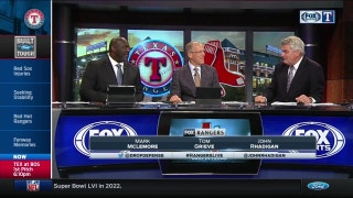 Rangers LIve: A Cathedral of Baseball