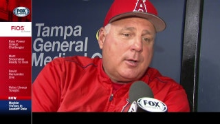 Angels Live: Scioscia on Maybin hitting leadoff