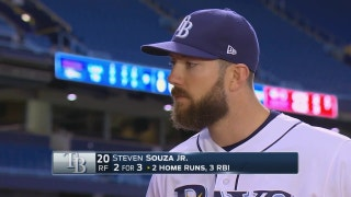 Steven Souza Jr.: I have to believe in the hitter I am