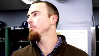 Sam Dyson talks 9-4 loss against Red Sox