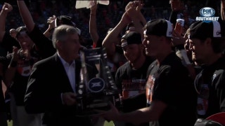 HIGHLIGHTS: Oklahoma State wins Big 12 Tournament title