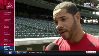 Tommy Pham on his sugary diet and his favorite ballparks