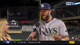 Steven Souza Jr.: Sometimes I'll make a fool of myself, sometimes I'll make plays