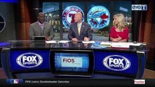 Rangers Live: Saturday prediction | Texas vs. Toronto