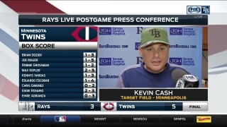 Kevin Cash: It was a battle for Jake Odorizzi today