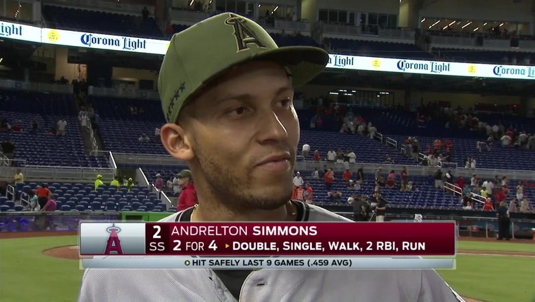 Andrelton Simmons continues to dazzle in the field