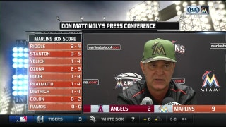 Don Mattingly: We were a little beat up, but the guys came through