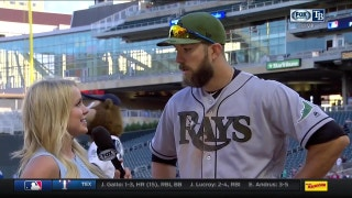 Steven Souza Jr.: It feels good to get on a plane after 6 12 hours with a win