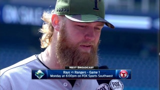 Andrew Cashner on holding Blue Jays in 3-1 win