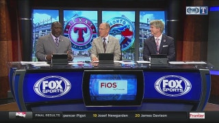 Rangers Live: Cashner tames Blue Jays, avoids sweep