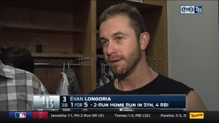 Evan Longoria likes how Rays' confidence doesn't waver