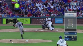 WATCH: Beltre returns to the lineup in hunt for 3000 hits