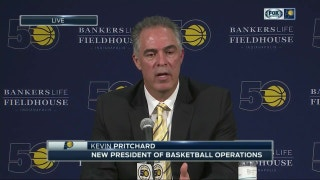 Pacers' Pritchard: 'I'd like to have a tougher team'