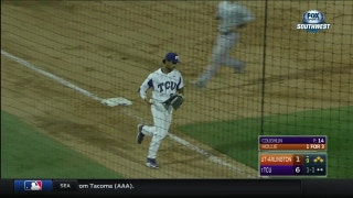 TCU Horned Frogs defeat UT-Arlington 6-1