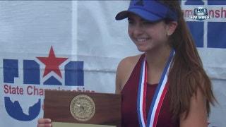 High School Spotlight: 3A Tennis State Tournament