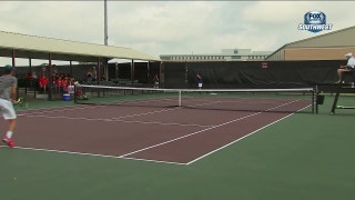 High School Spotlight: 6A Tennis State Tournament