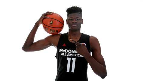 Mohamed Bamba's arrival raises stakes at Texas