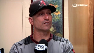 Lovullo: 'It was more about Clayton Richard today'