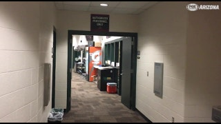 D-backs clubhouse: 3-minute tour