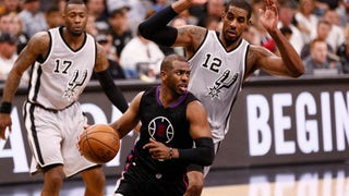'The Herd': Chris Paul to the Spurs a real possibility?