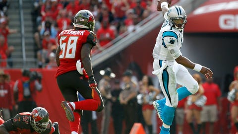 7. Is it over for Cam Newton?