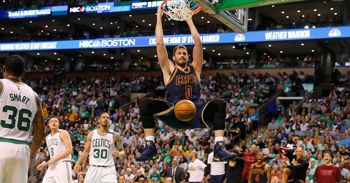 The best reactions to the Cavaliers' Game 2 dismantling of the Celtics