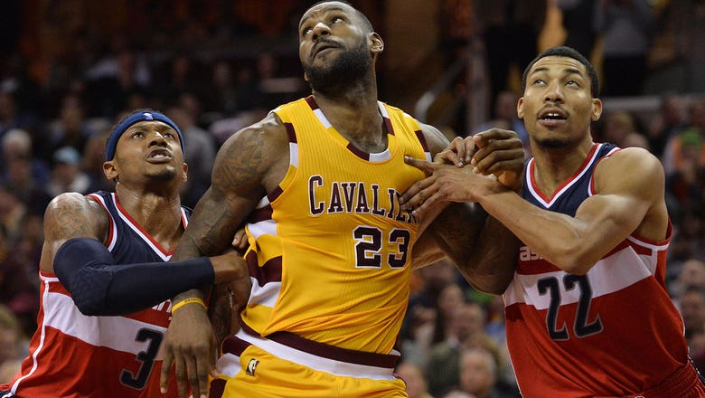 Wizards' Bradley Beal: Cavs 'didn't want to see us in the second round'