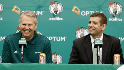 4. Danny Ainge might not want to invite the LaVar Ball circus to town