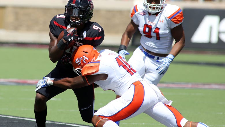 College Football Rumors: Texas Tech WR transfer Jonathan Giles named top 10