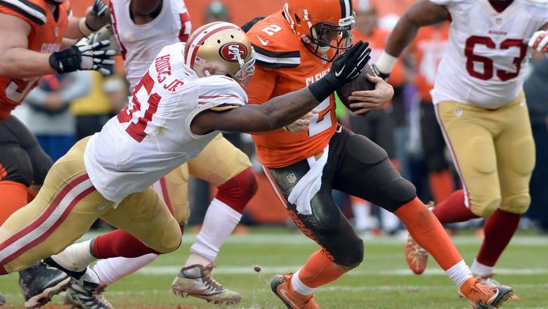 Buffalo Bills: Gerald Hodges drastically improves lacking linebackers