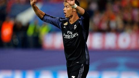 FW: Cristiano Ronaldo, Real Madrid