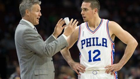 4. Philadelphia 76ers (28-54): 11.9 percent