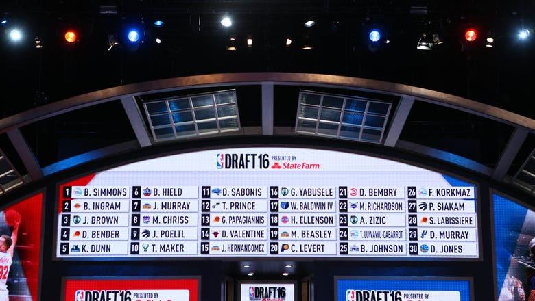 Dallas Mavericks: 2017 NBA Draft Lottery odds