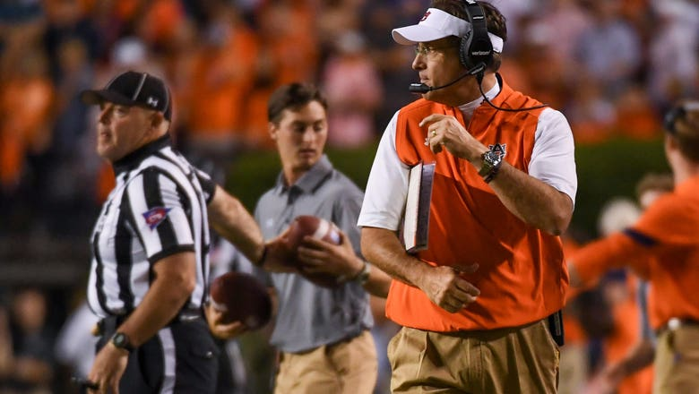 Auburn Football: What about that other team in Alabama?