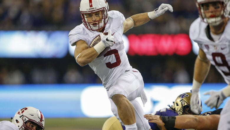 New Orleans Saints: What if Christian McCaffrey fell to No. 11?