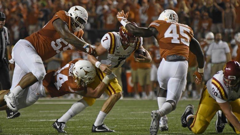 Texas Football: Jordan Elliott, former 4-star DT, announces transfer