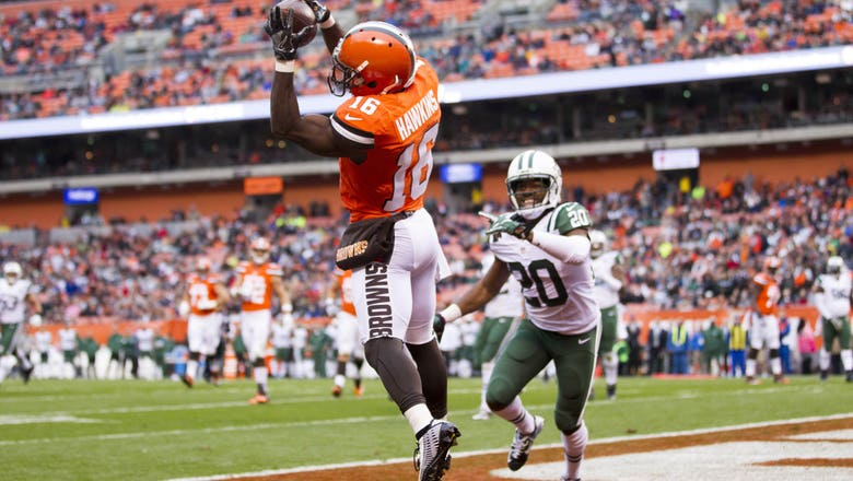 New England Patriots: Andrew Hawkins embraces team-first attitude