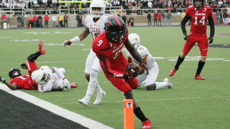 LSU Football: Tigers land Texas Tech WR transfer, Jonathan Giles
