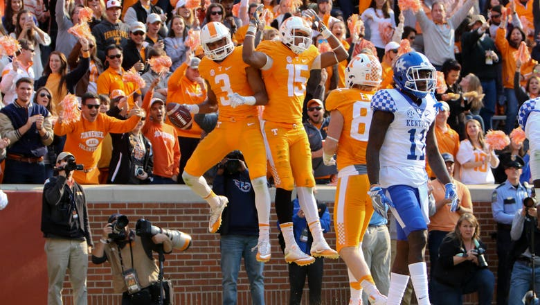 Tennessee Football: Vols can still win the SEC East in 2017