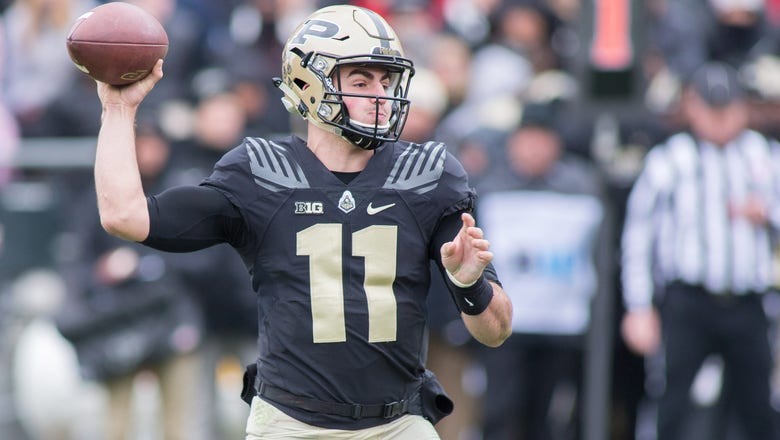 Purdue Football: Manning Passing Academy major opportunity for David Blough